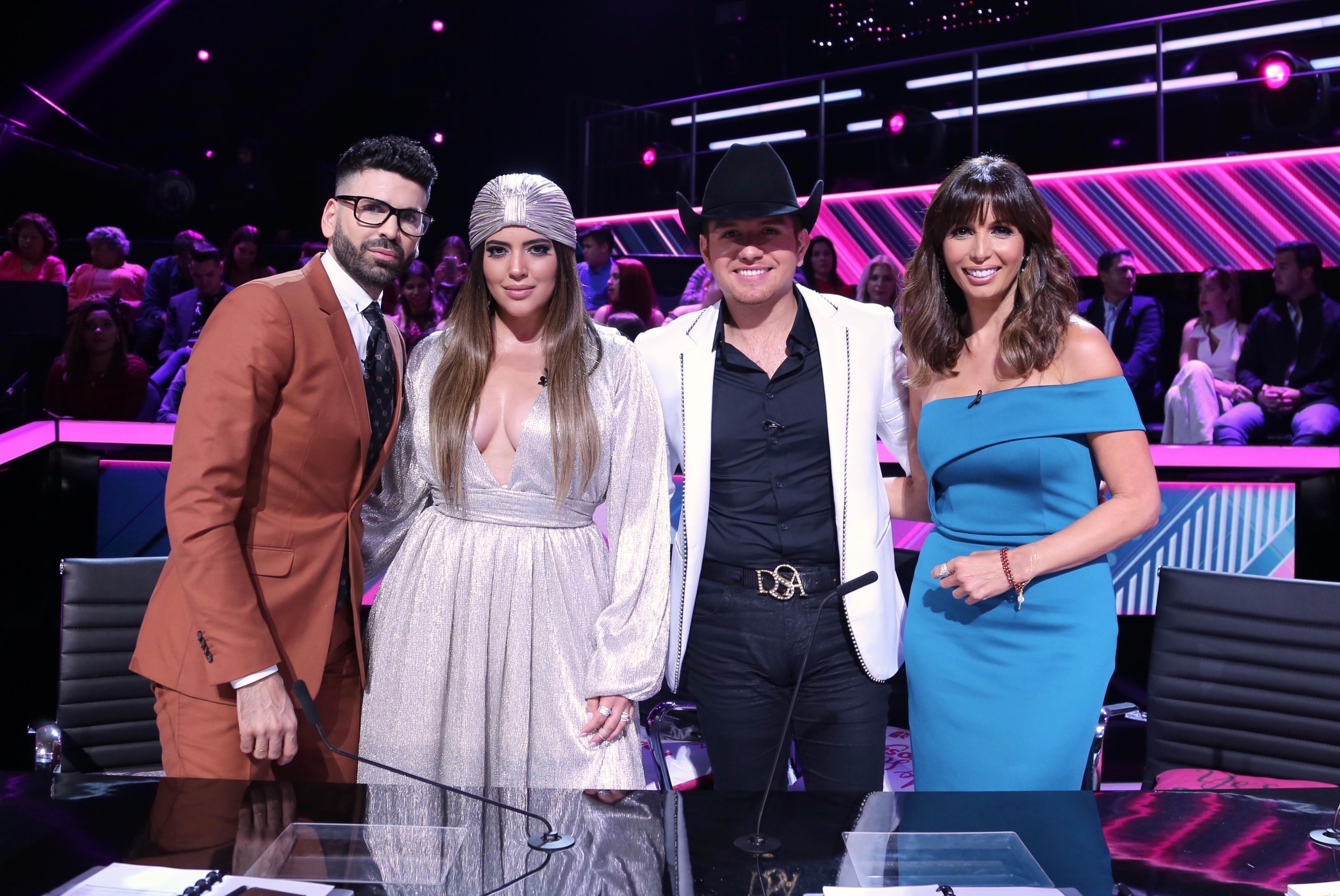 Jomari Goyso, Denise Bidot, El Dasa, Giselle Blondet