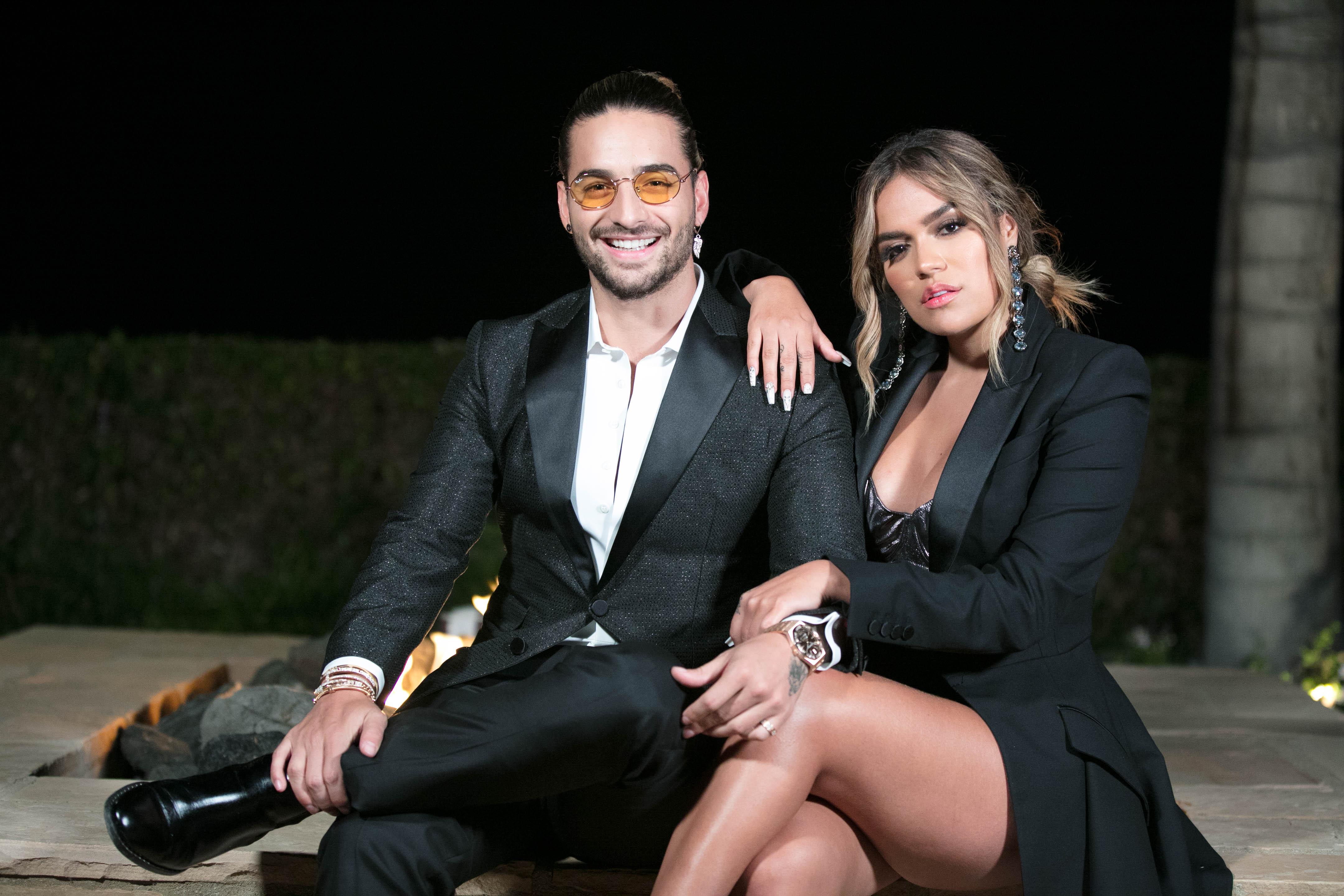 Karol G y Maluma