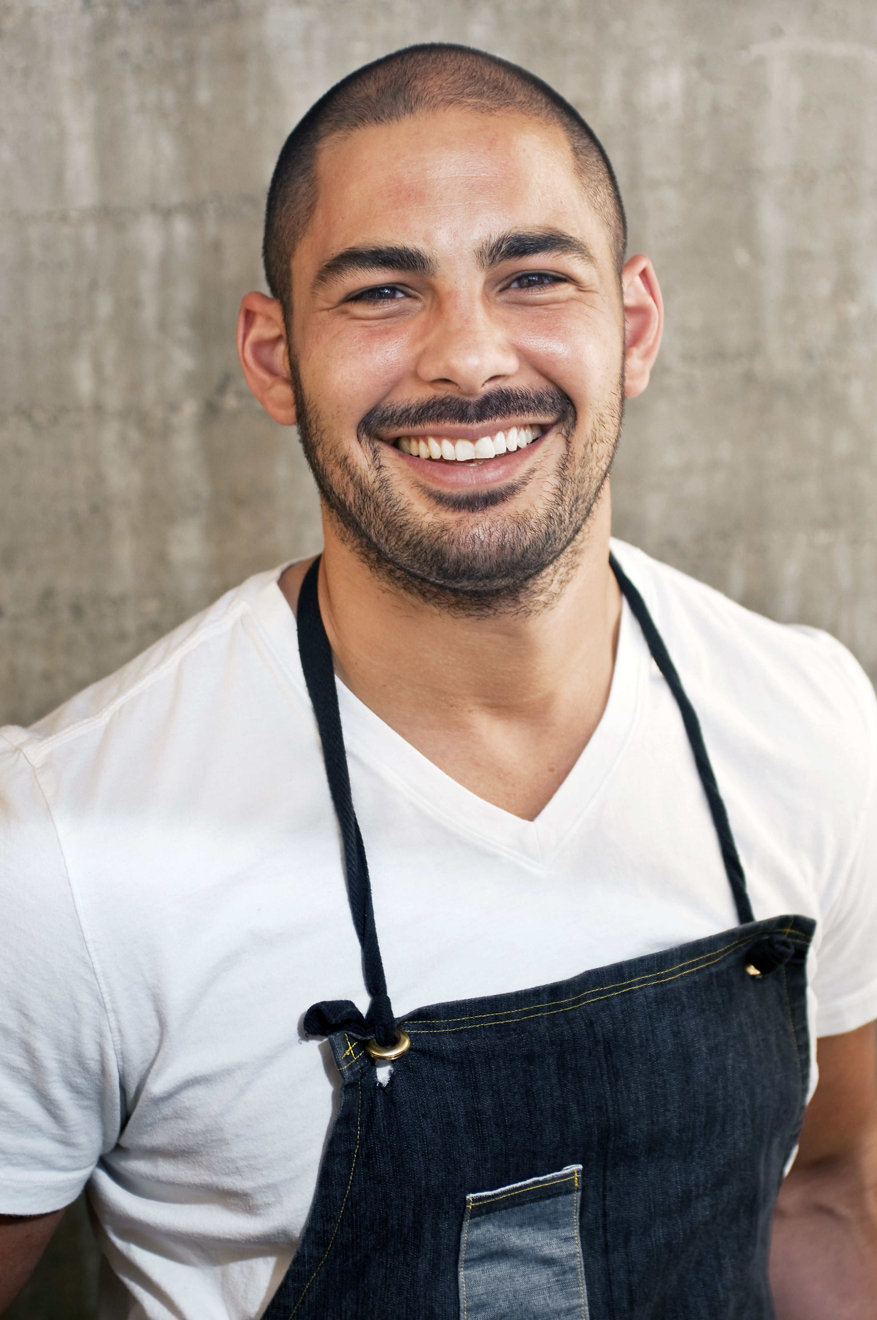 Chef Louis Maldonado