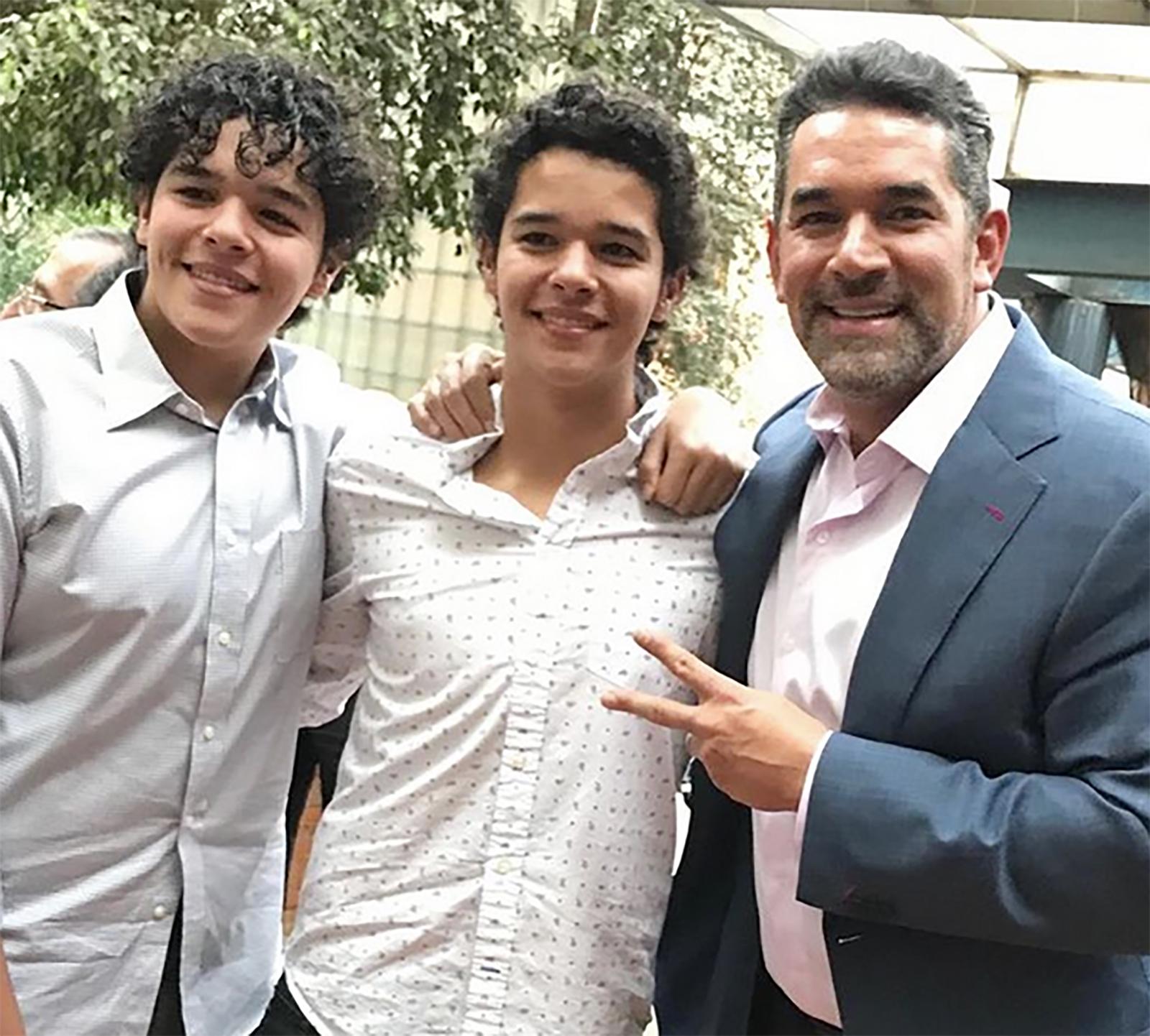 Eduardo Santamarina, José Eduardo Santamarina, Roberto Miguel Santamarina