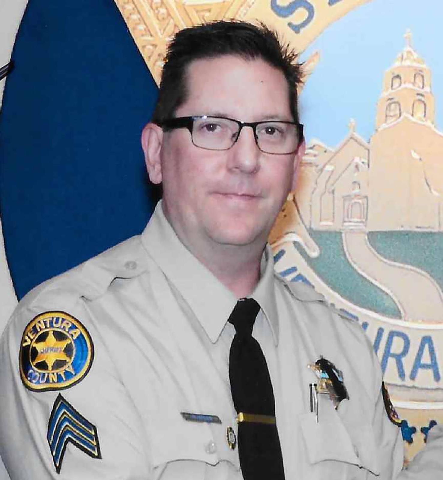 Ron Helus - Ventura Sheriff's Sergeant