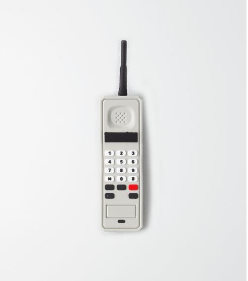 MOJIPOWER VINTAGE PHONE POWER BANK / American Eagle