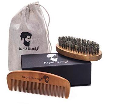 Beard Grooming Set / Amazon