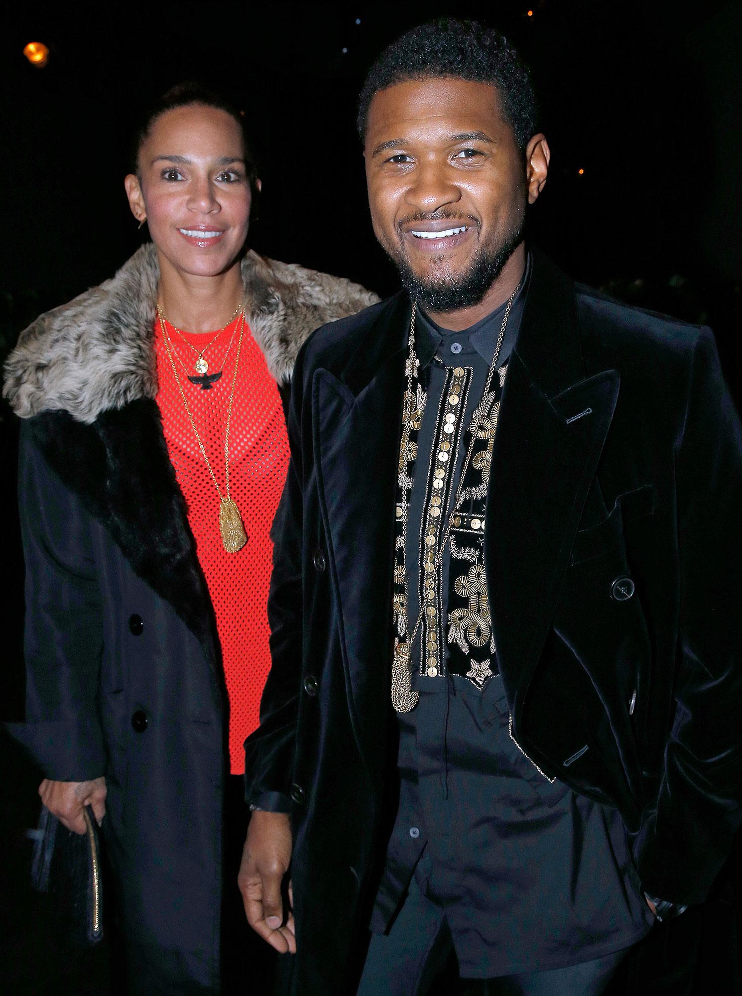 Usher y Grace