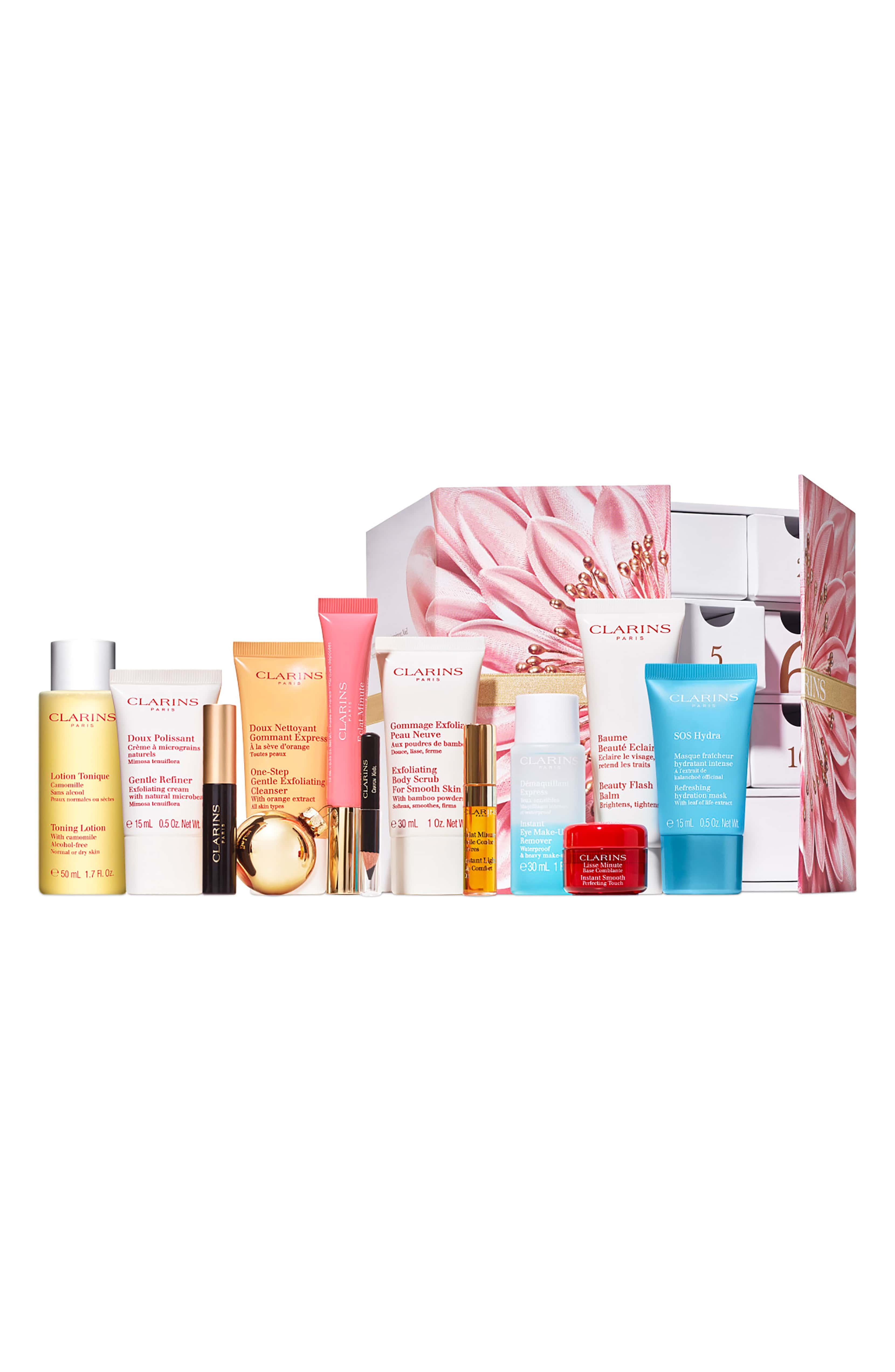 Calendarios, belleza, productos de belleza