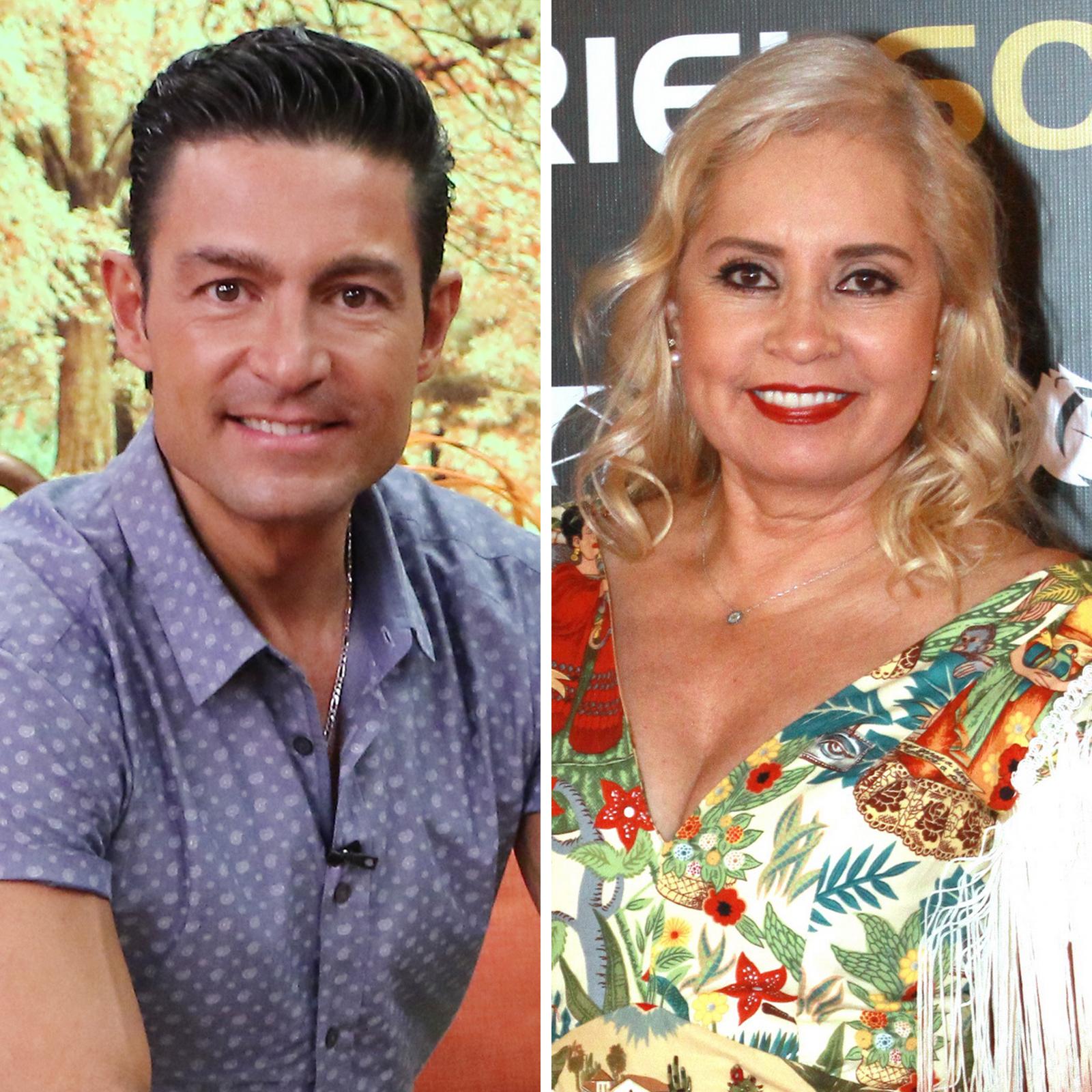 Fernando Colunga, Carla Estrada