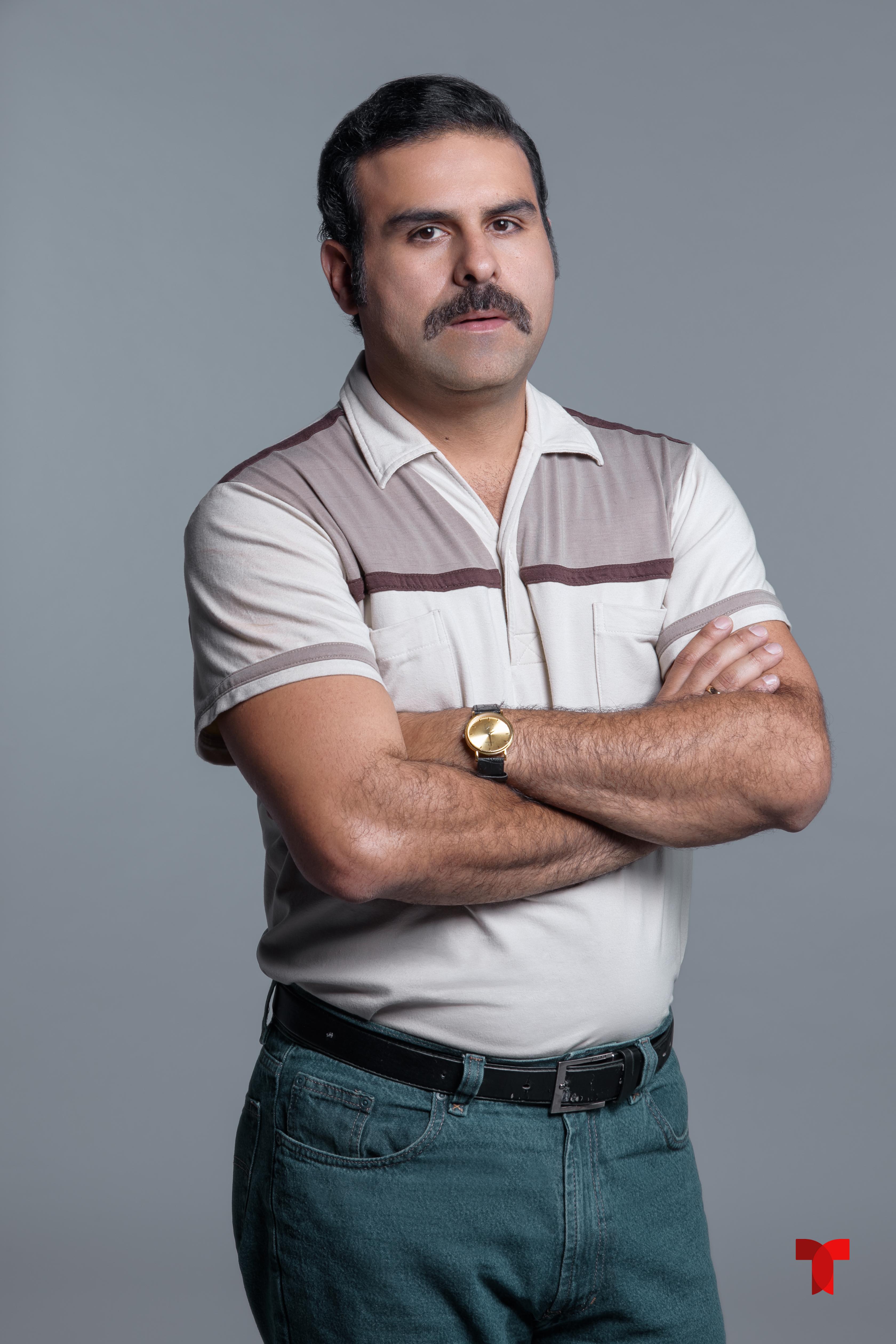 Mauricio Mejía, El Barón