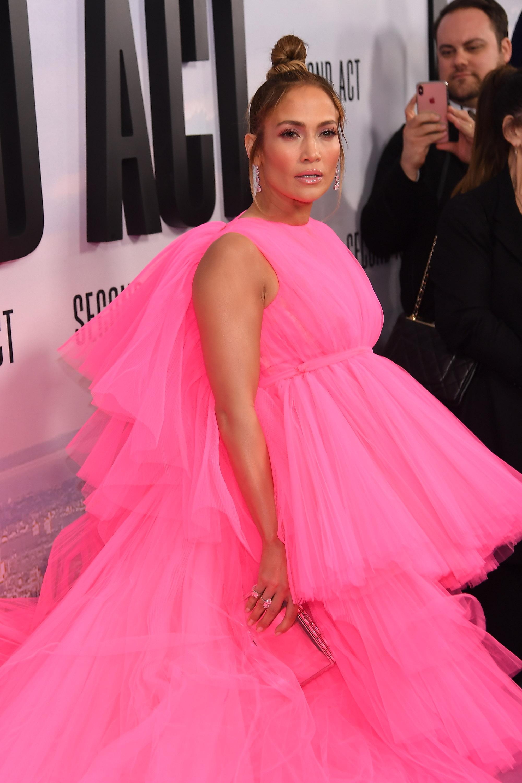 Jennifer Lopez, jlo, look, second act, premier