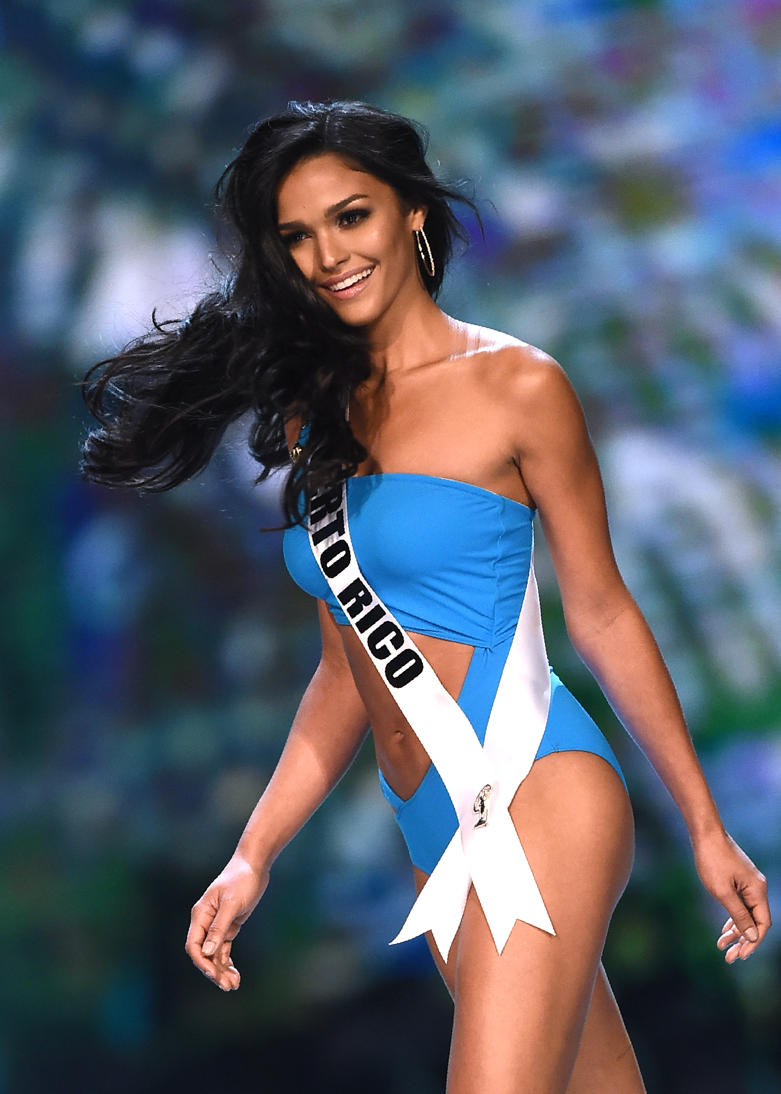 Kiara Ortega, Miss Puerto Rico