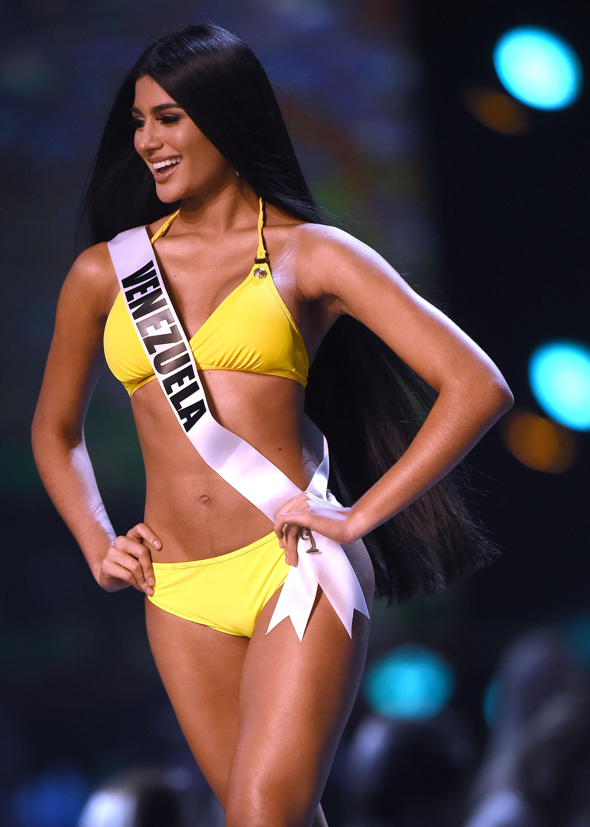 Sthefany Gutiérrez, Miss Venezuela