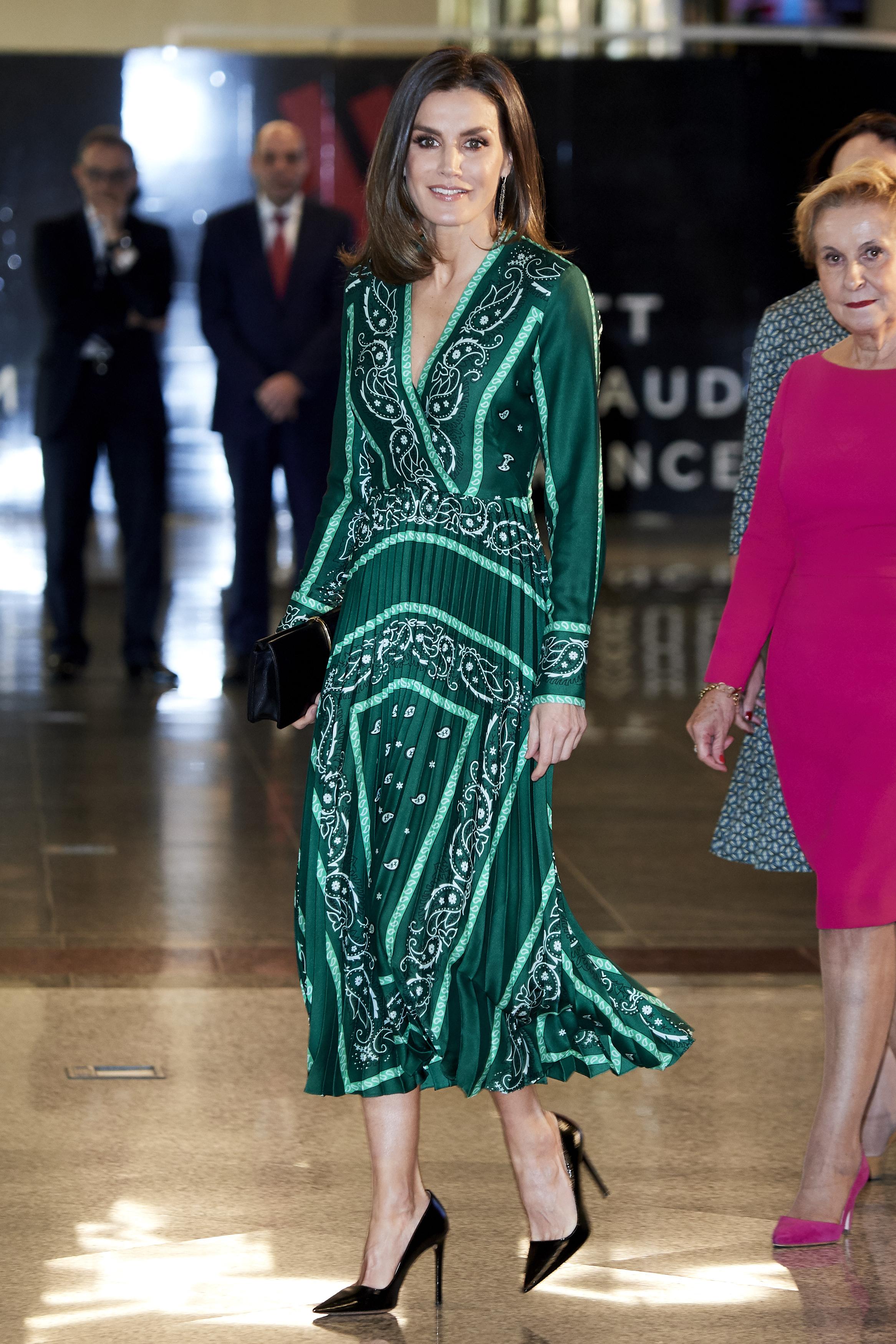 Reina Letizia, looks