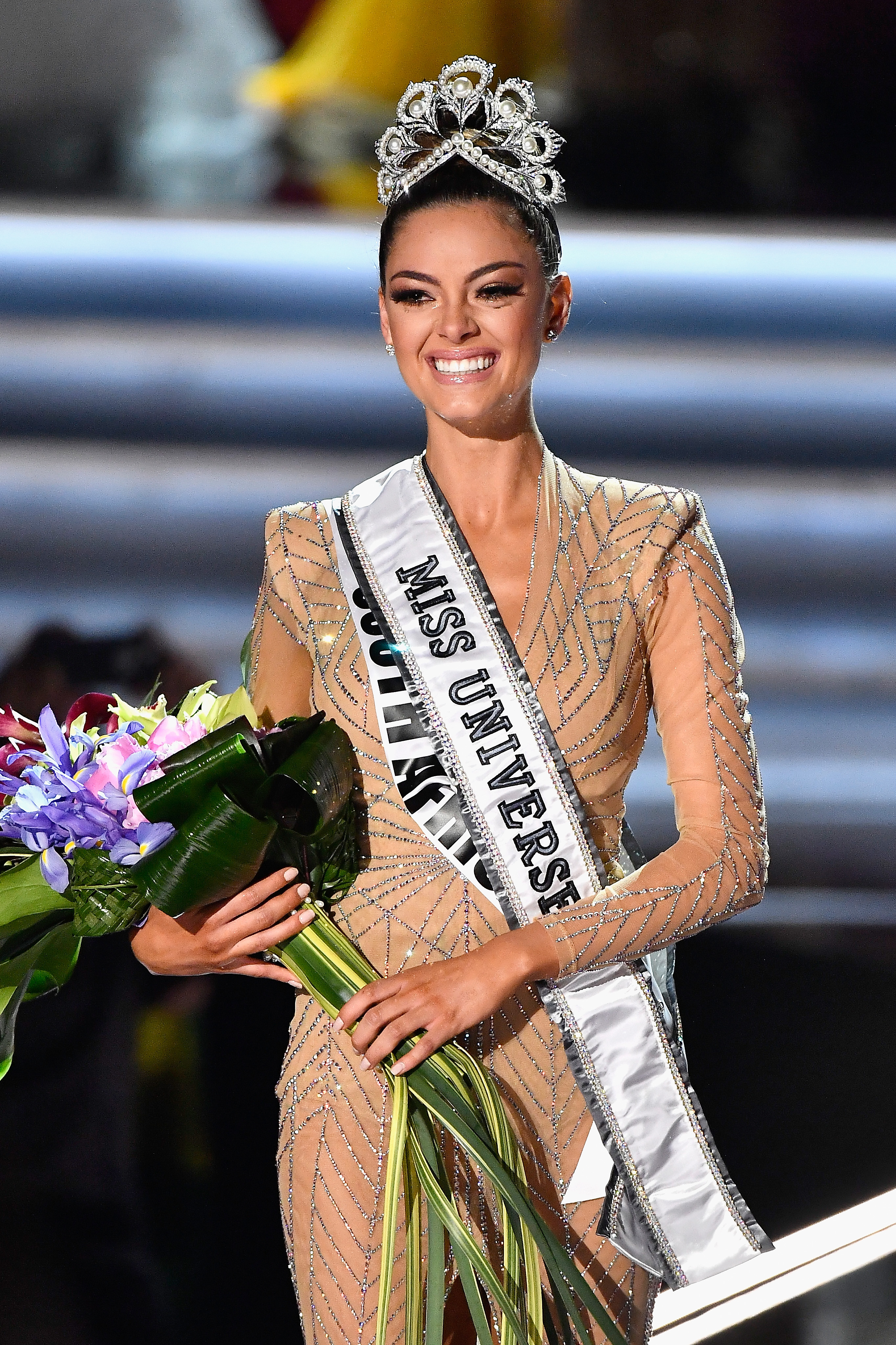 Miss Universo 2017, Demi-Leigh Nel-Peters