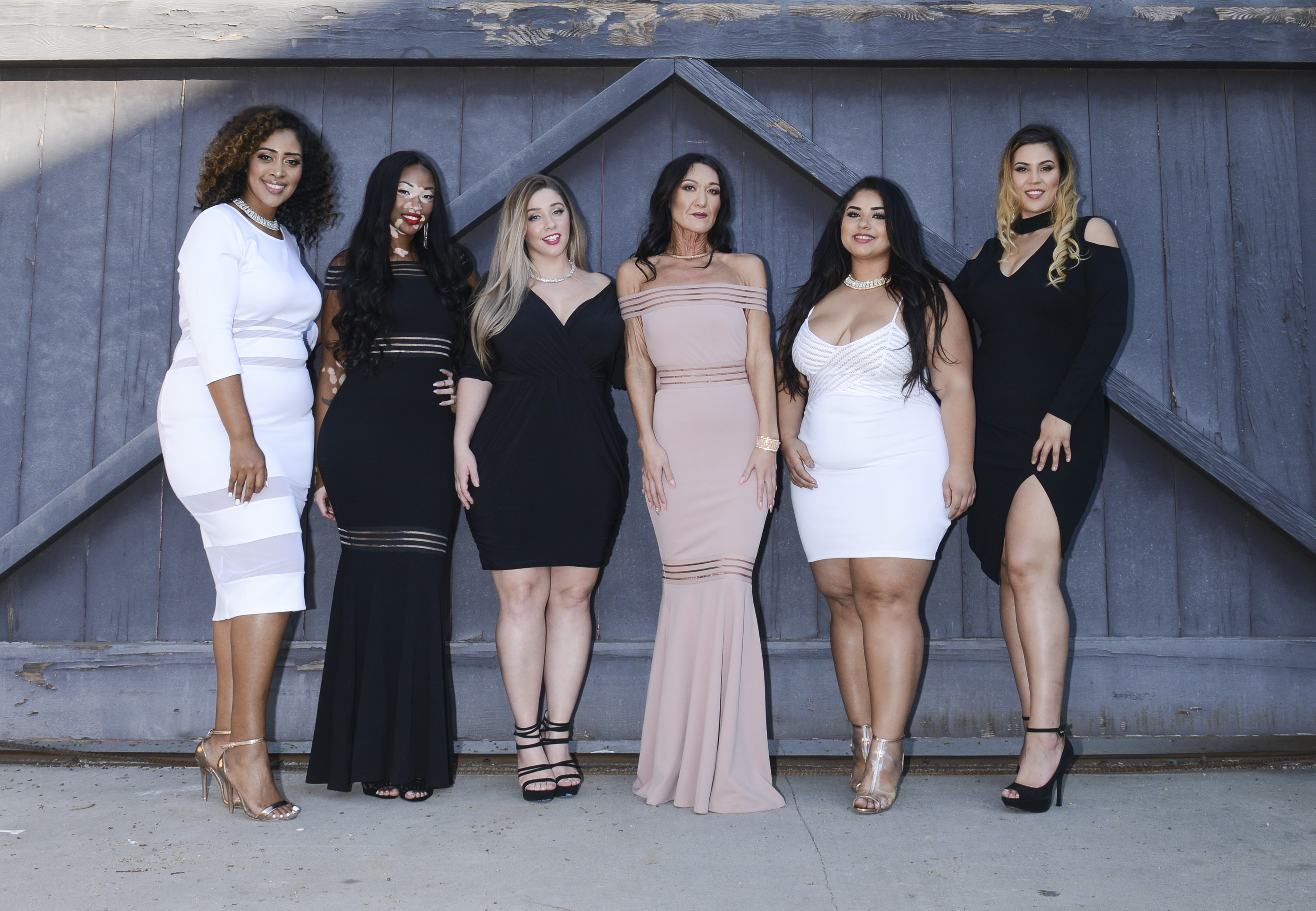 Xehar Is Launching Body Positive Mentor Diana Sirokai New #AconfidentYou Collection with Exclusive Diversity Campaign