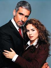 En Te voy a enseñar a querer, García sufre por el amor de Miguel Varoni.