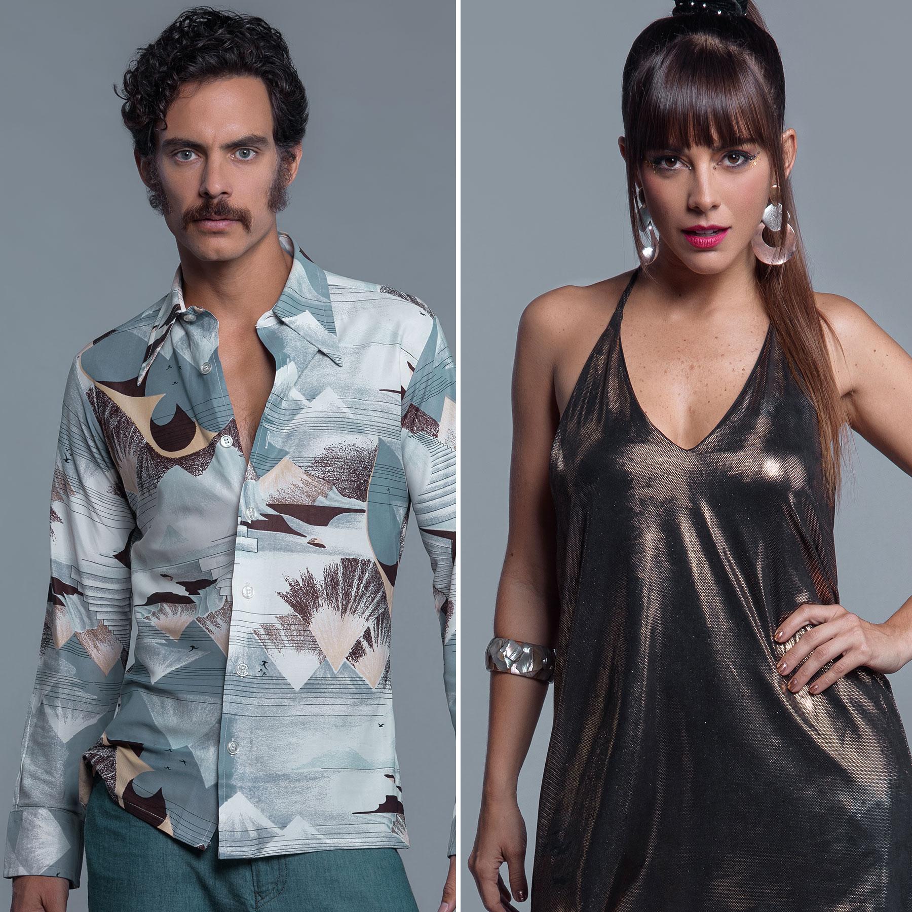Francisco Angelini y Maria Elisa Camargo, El Barón