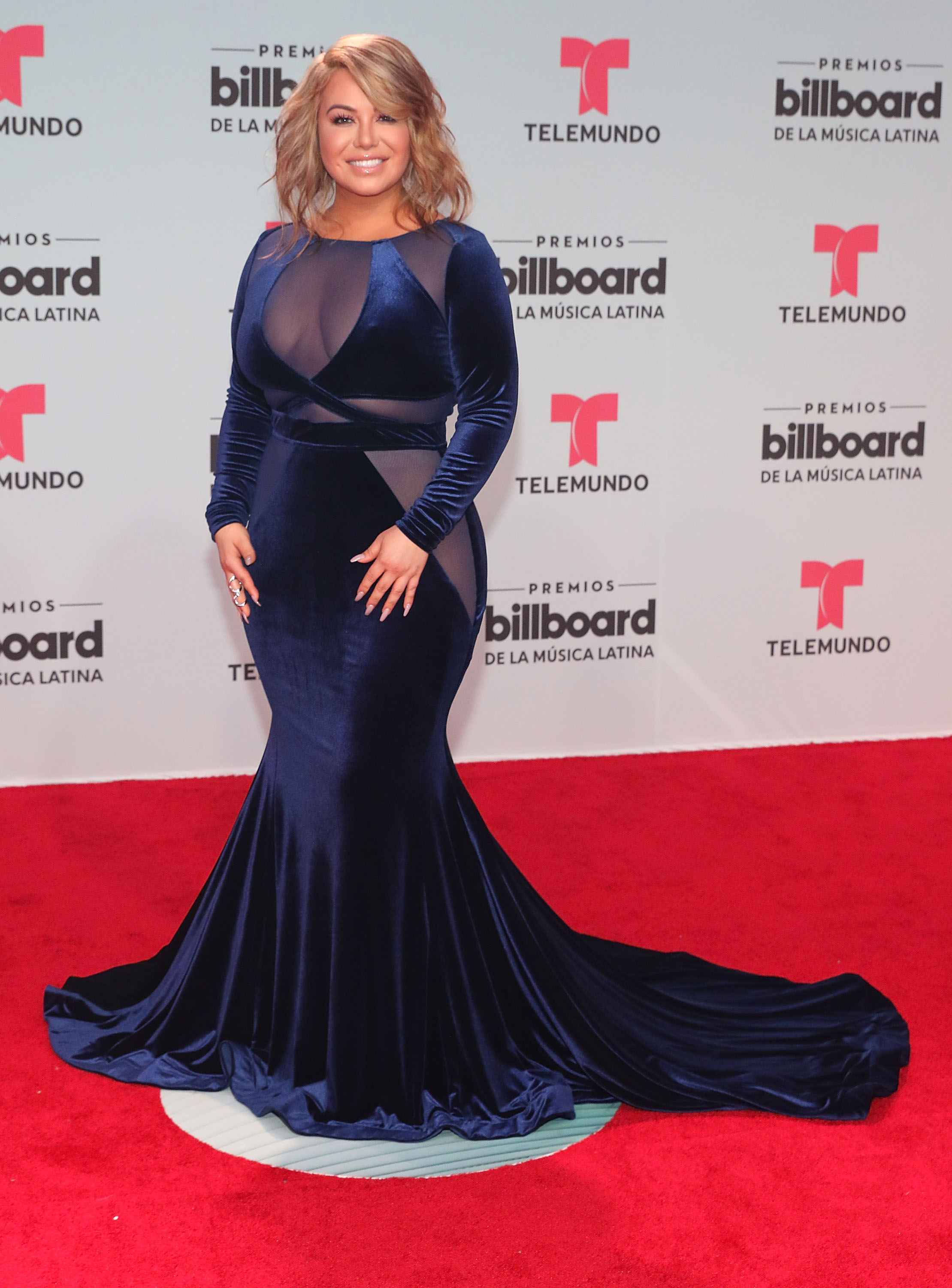 Chiquis Rivera, latin billboard, 2017, look
