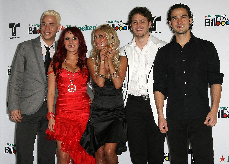 2008 Billboard Latin Music Awards - Press Room