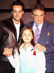 José José y su familia