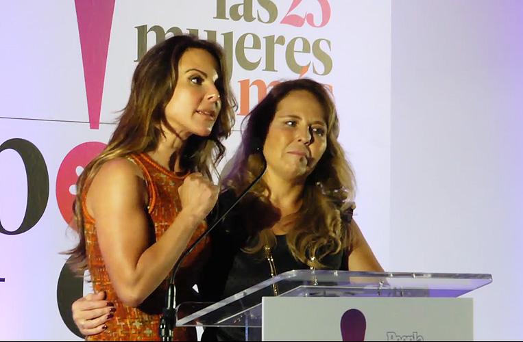 Kate del Castillo, Marian González del Castillo, 25 más poderosas