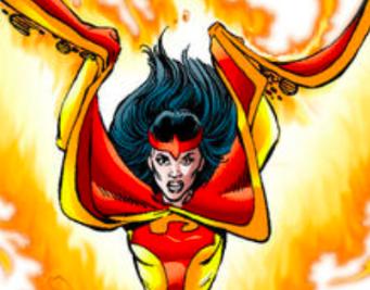 Fire Bird / Marvel