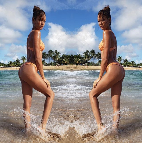 Joan Smalls, Puerto Rico