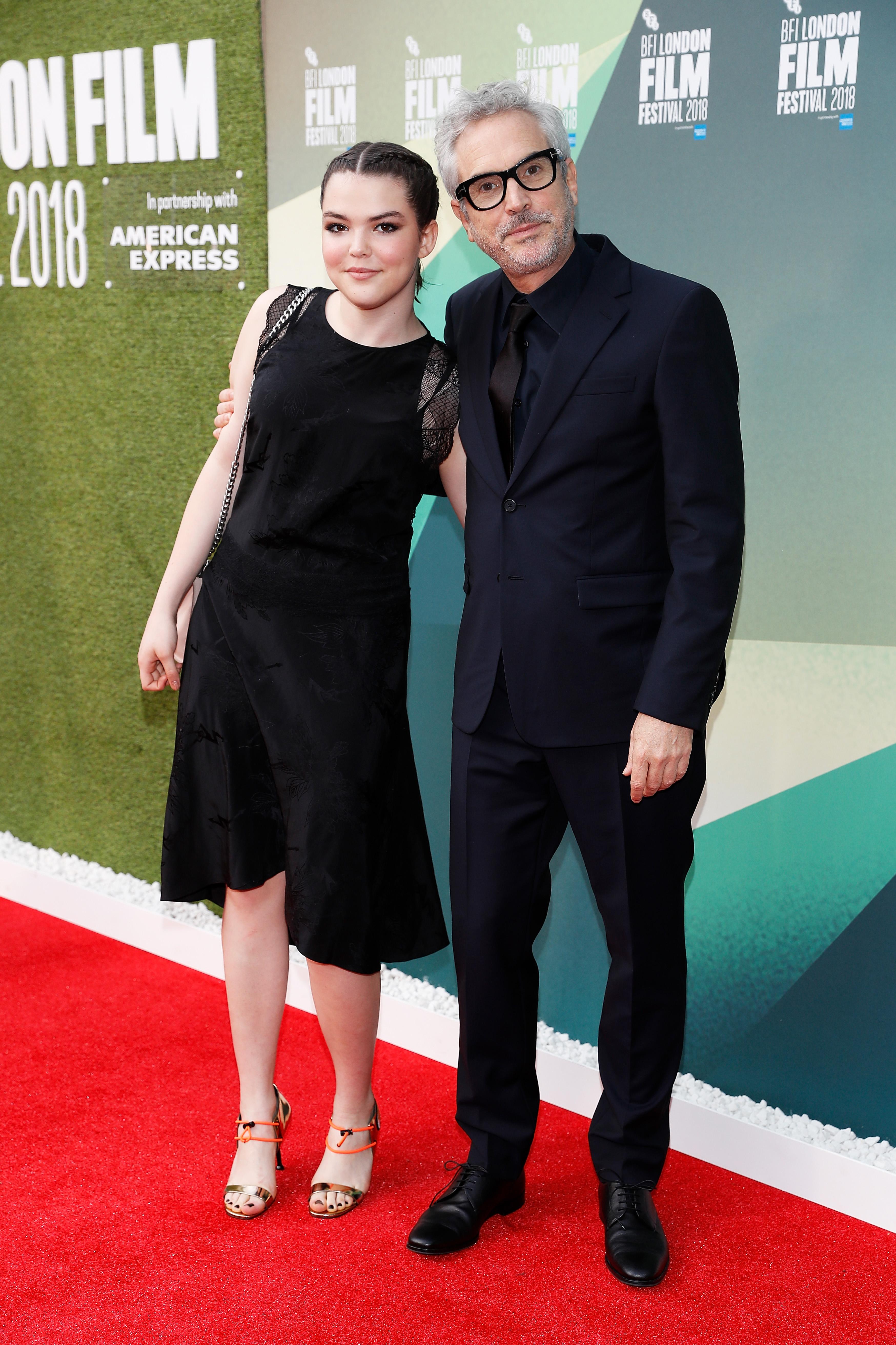 Tess Bu Cuaron, Alfonso Cuaron
