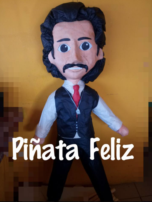 Luisito Rey piñata