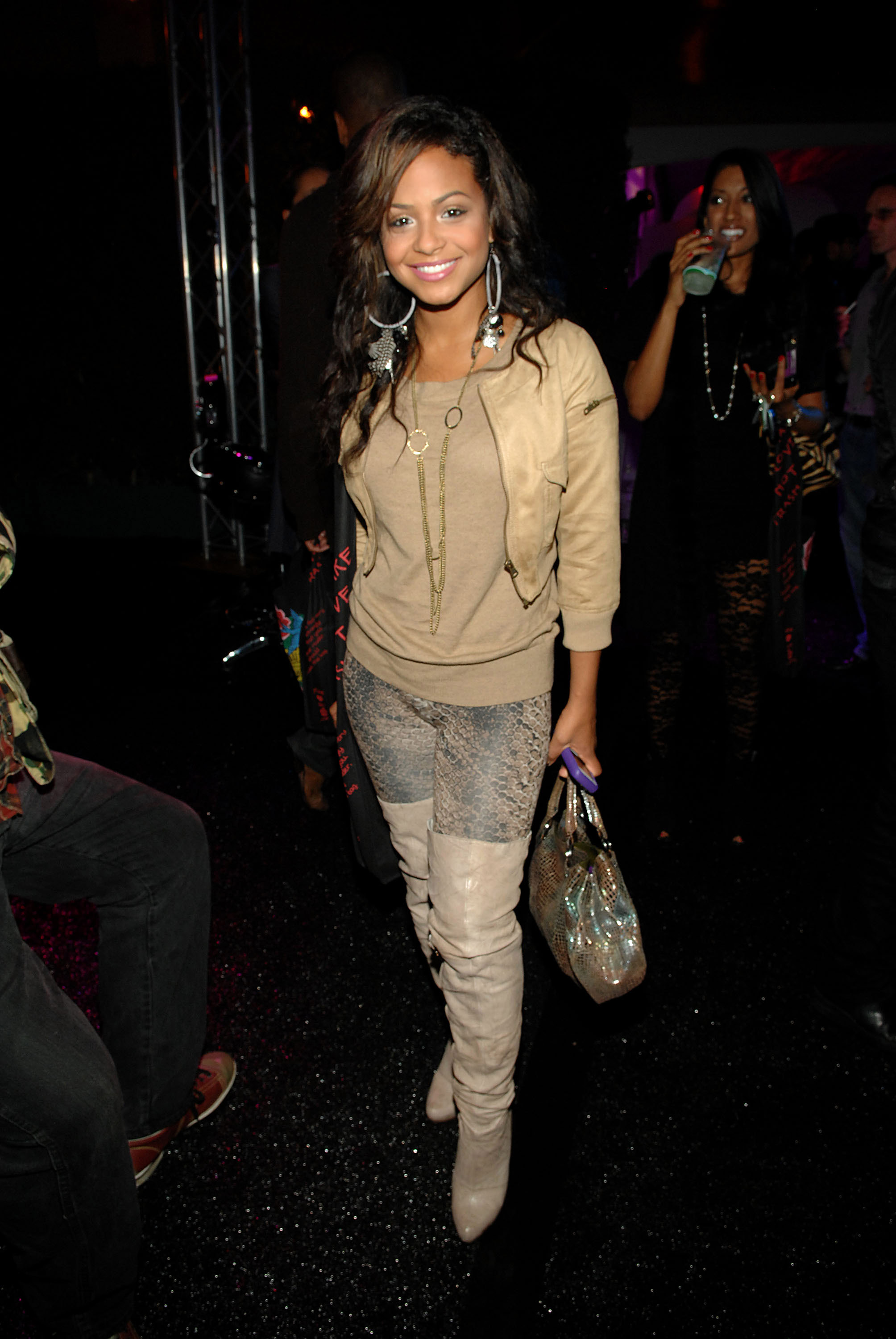 Christina Milian / Getty Images