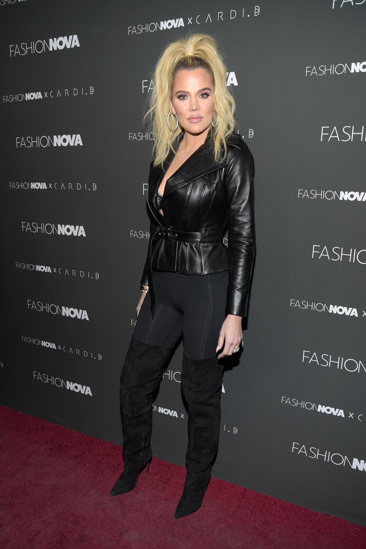 Khloe kardashian, looks