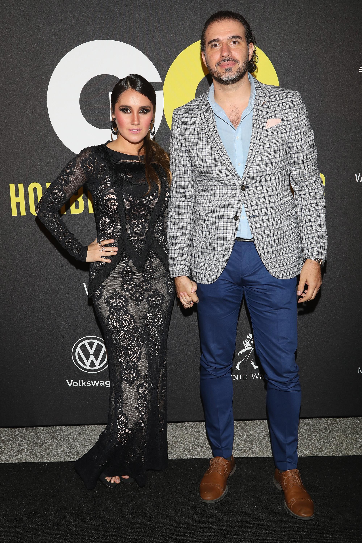 Paco Alvarez y Dulce Maria