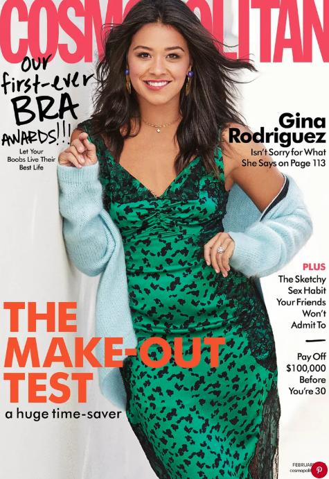 Gina Rodriguez. Jason Kim