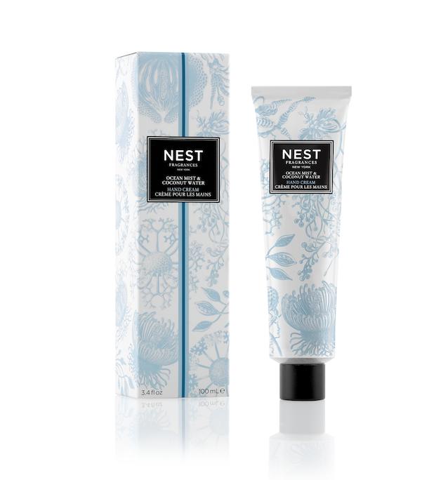 Nest, Crema de manos