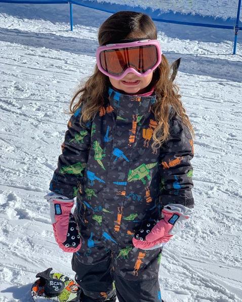 Vacaciones de nieve Barbara Bermudo Mario Andres 2018/2019