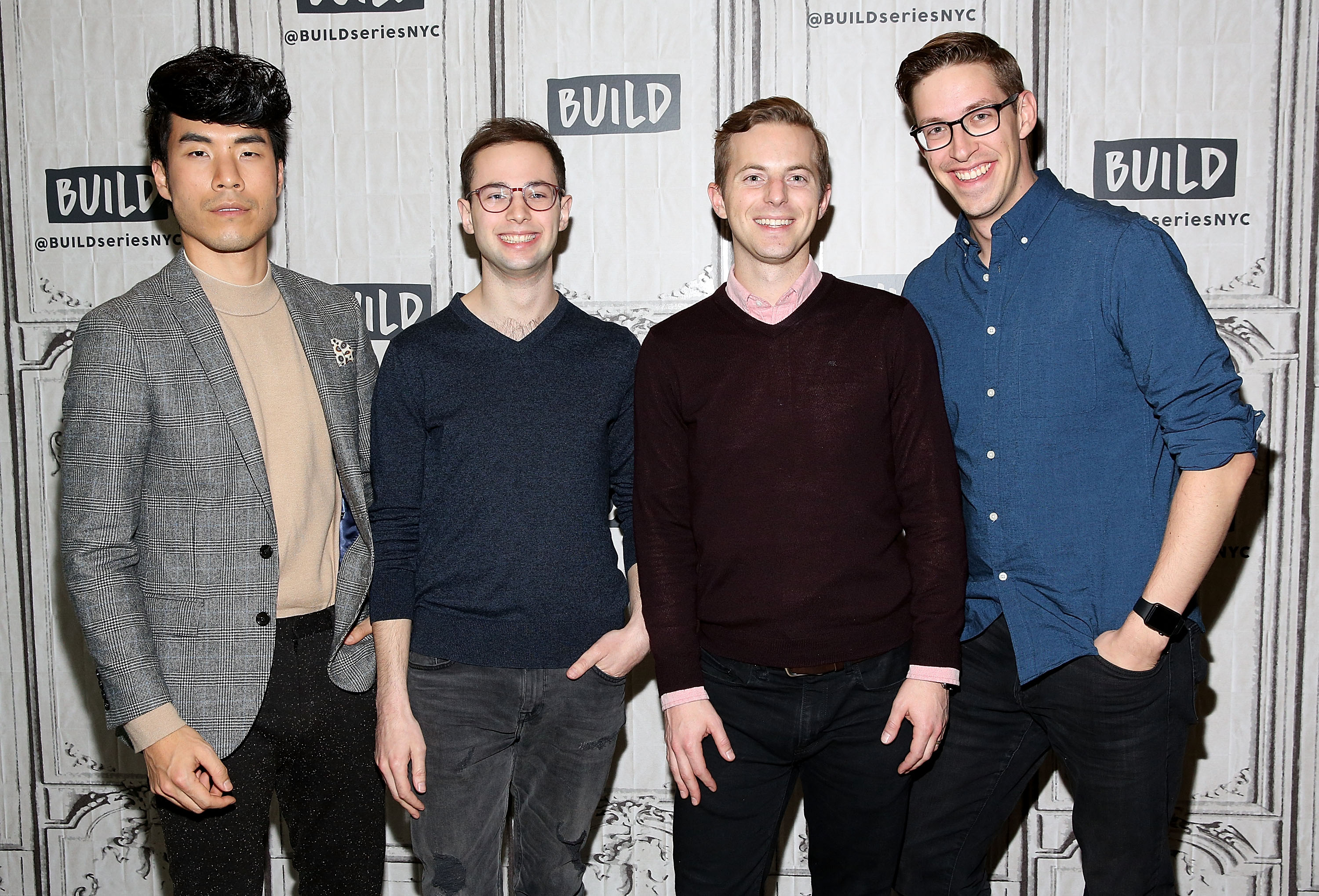 Build Series Presents Buzzfeed Motion Pictures Staff