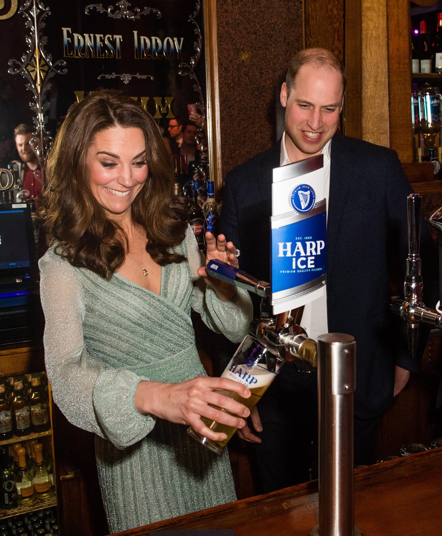 Kate Middleton, William