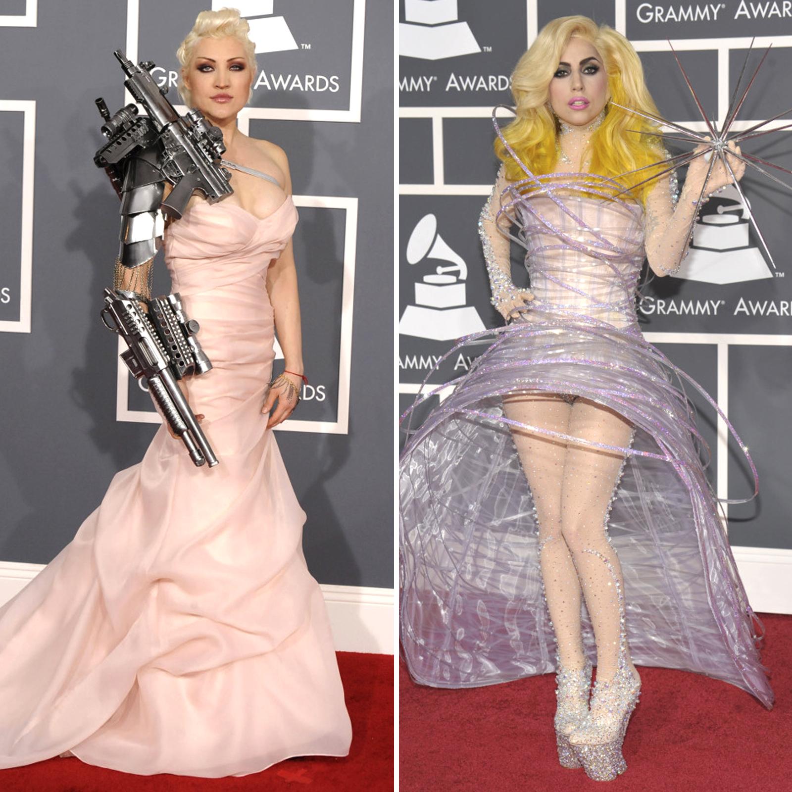Sasha y Lady Gaga