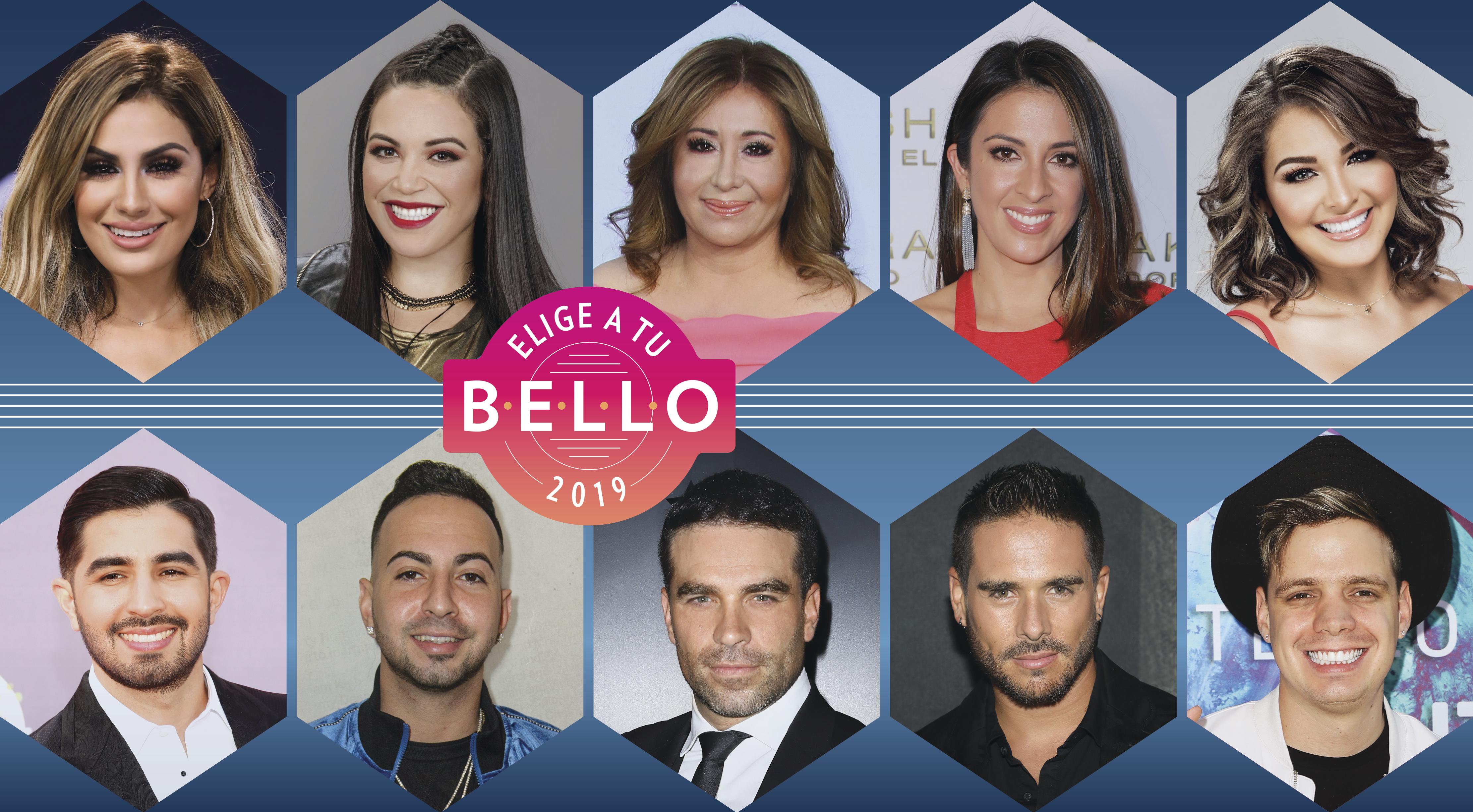 Elige a tu bello 2019