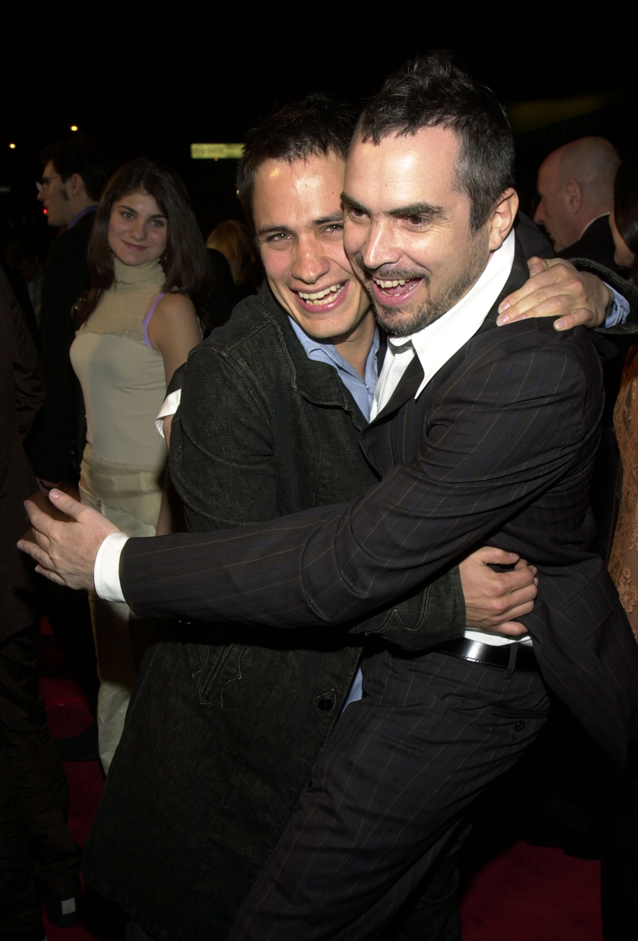 Gael García Bernal Alfonso Cuarón