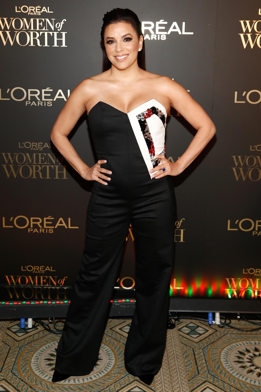 Eva Longoria, looks