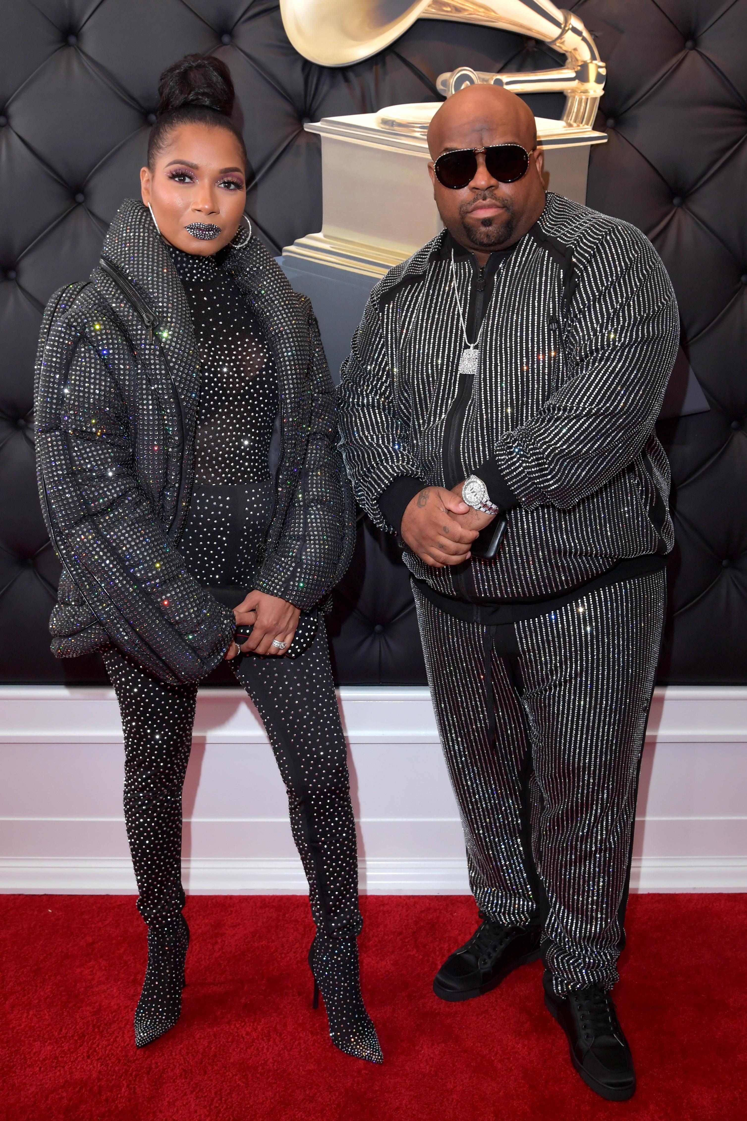 Grammys 2019, alfombra roja, famosa, estilo, vestido,