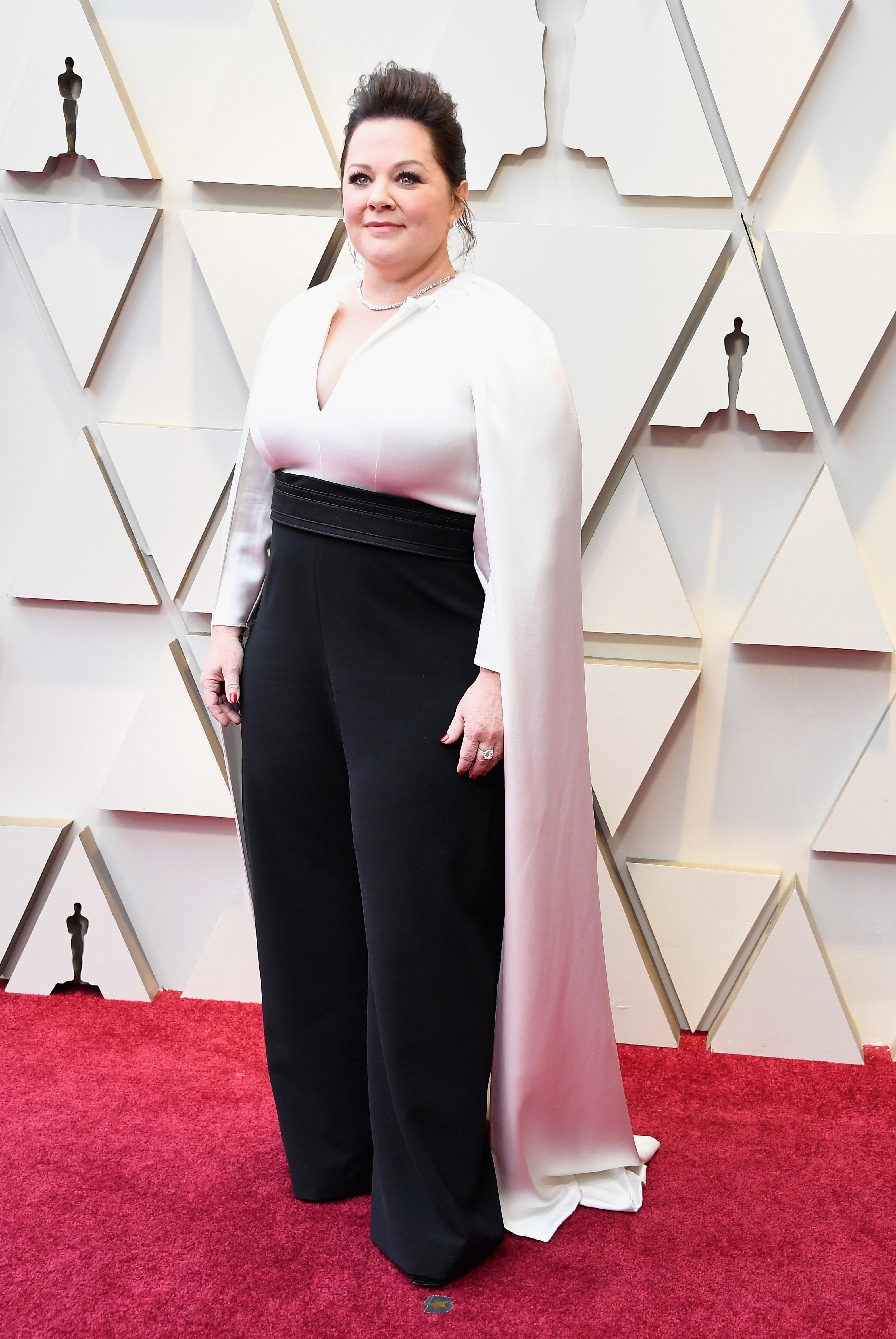 Melissa McCarthy, look, premios oscar, 2019