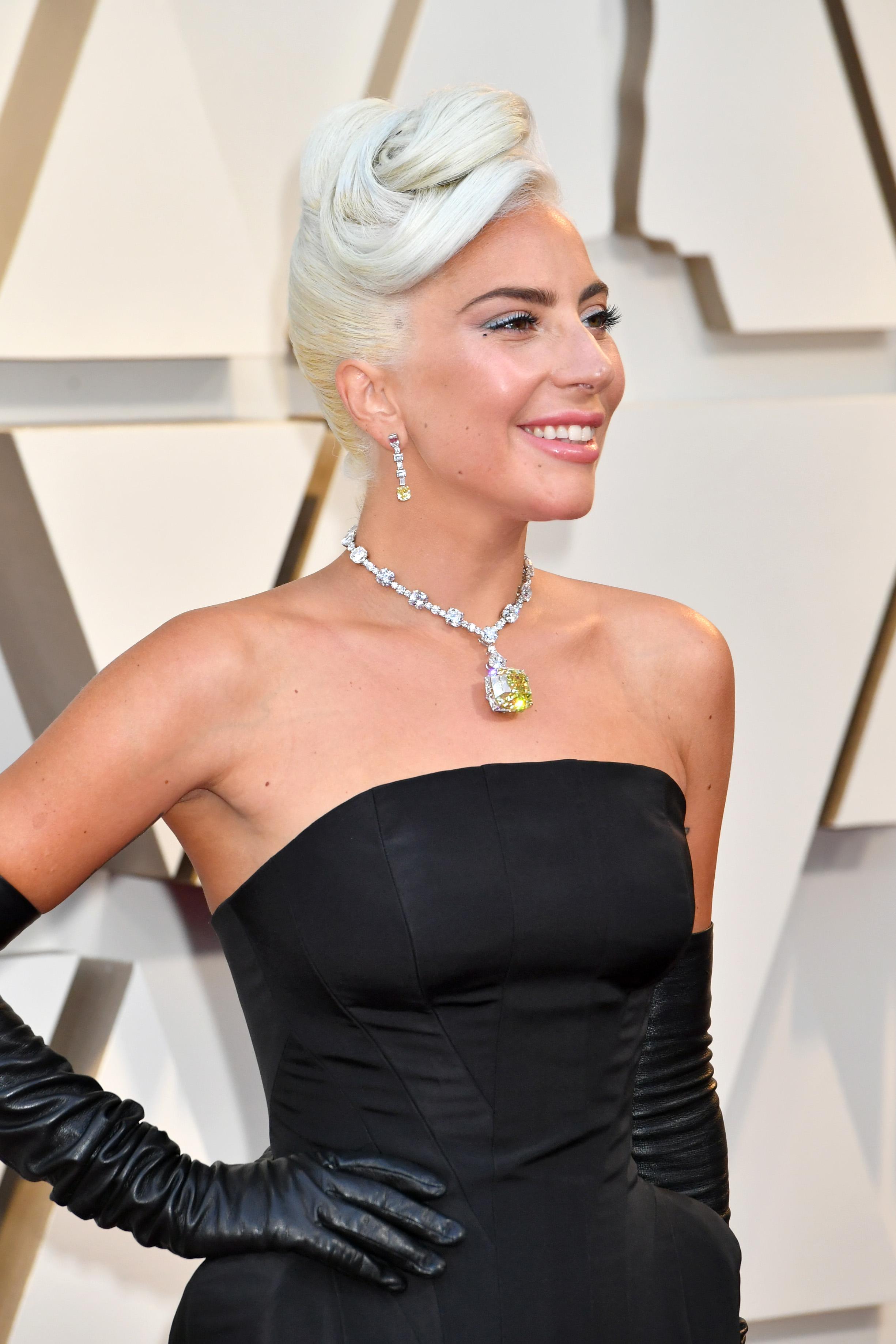 Lady Gaga, look, oscar, 2019