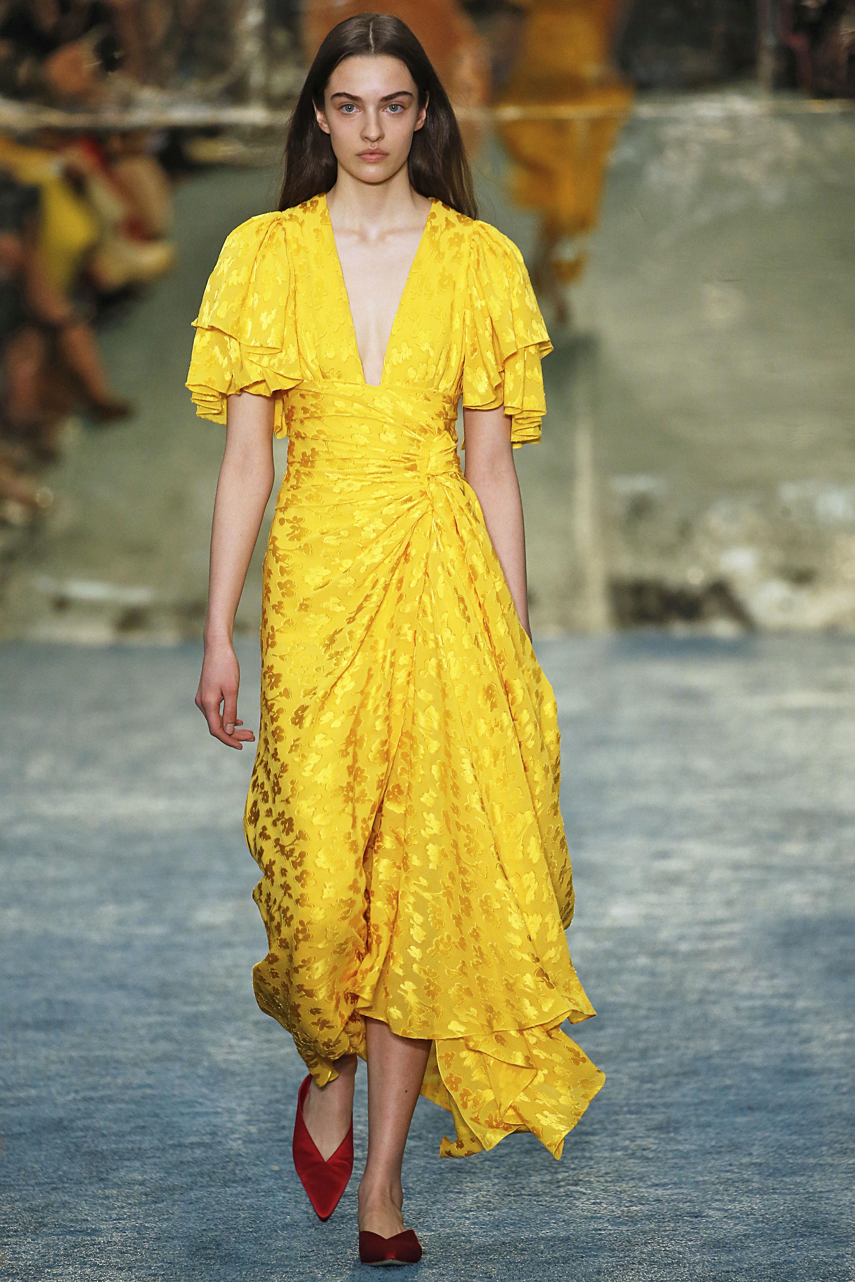 Carolina Herrera, show, semana de la moda
