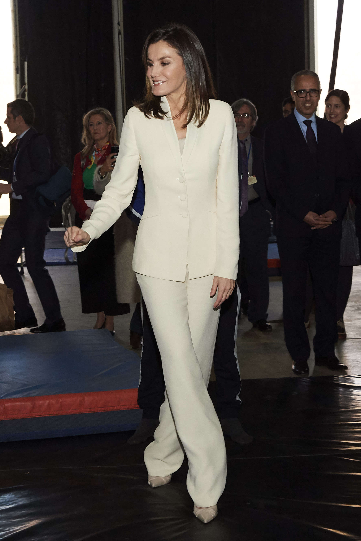 reina Letizia, estilo, look, realeza