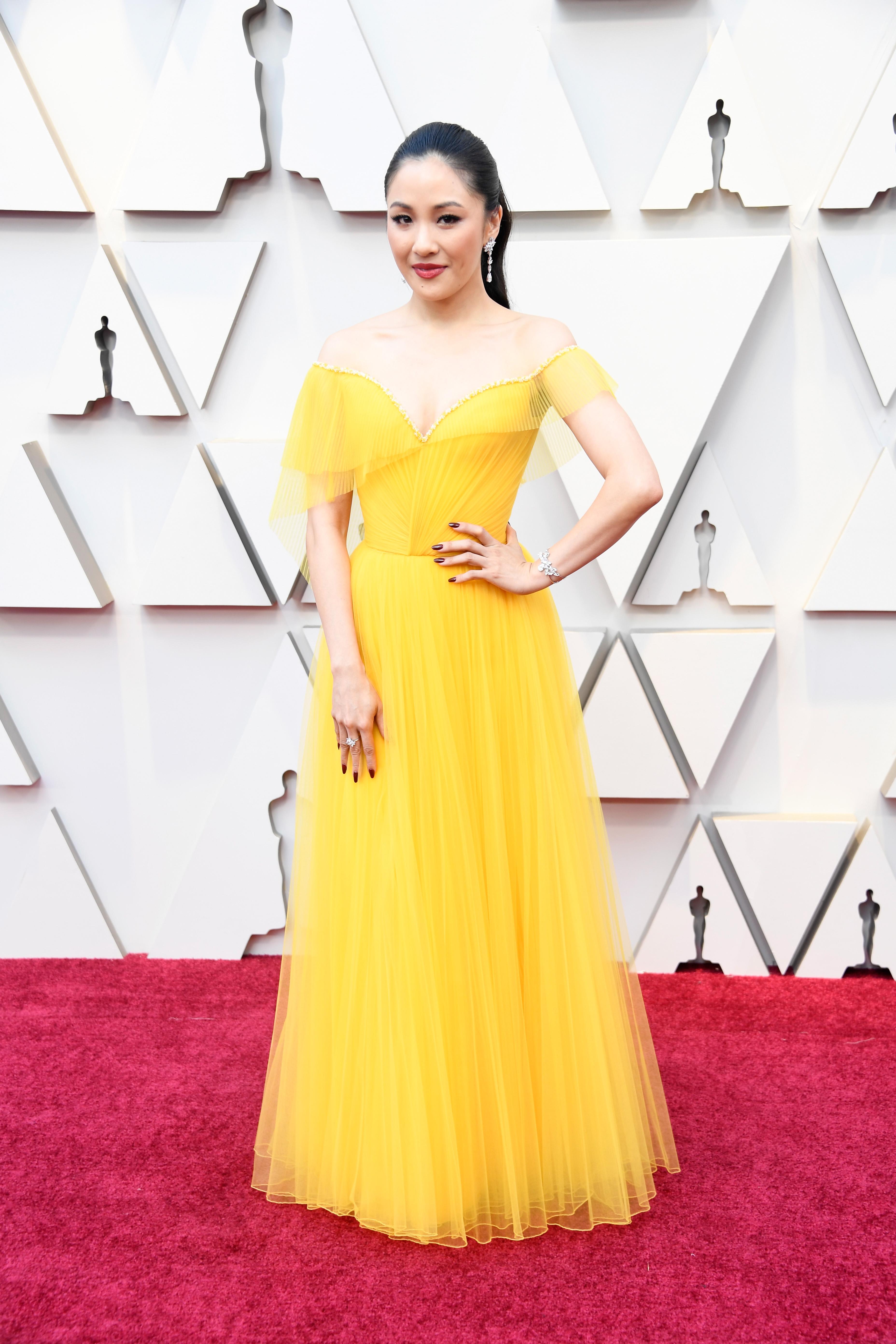 Constance Wu, premios Oscar, 2019