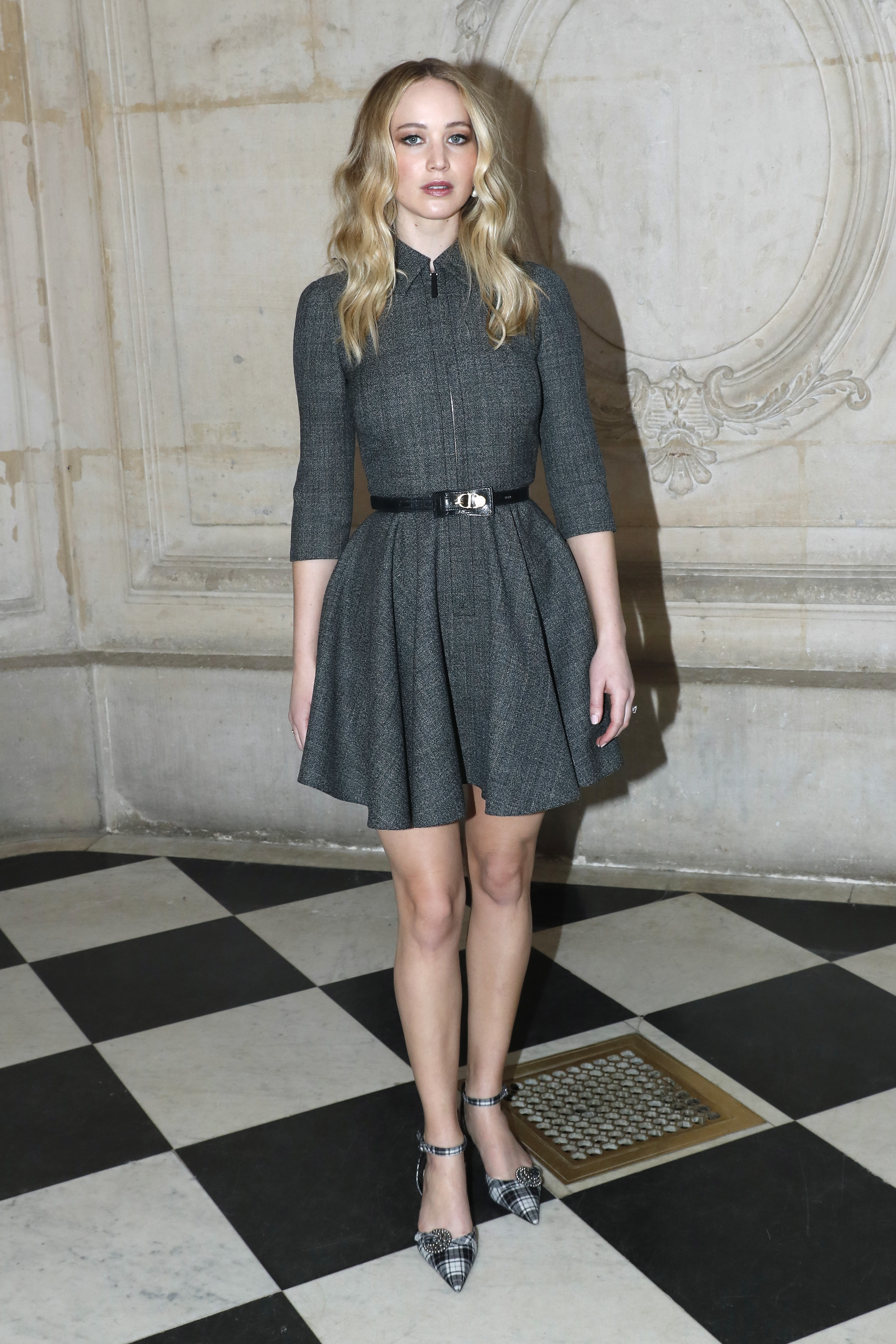 Jennifer Lawrence, looks