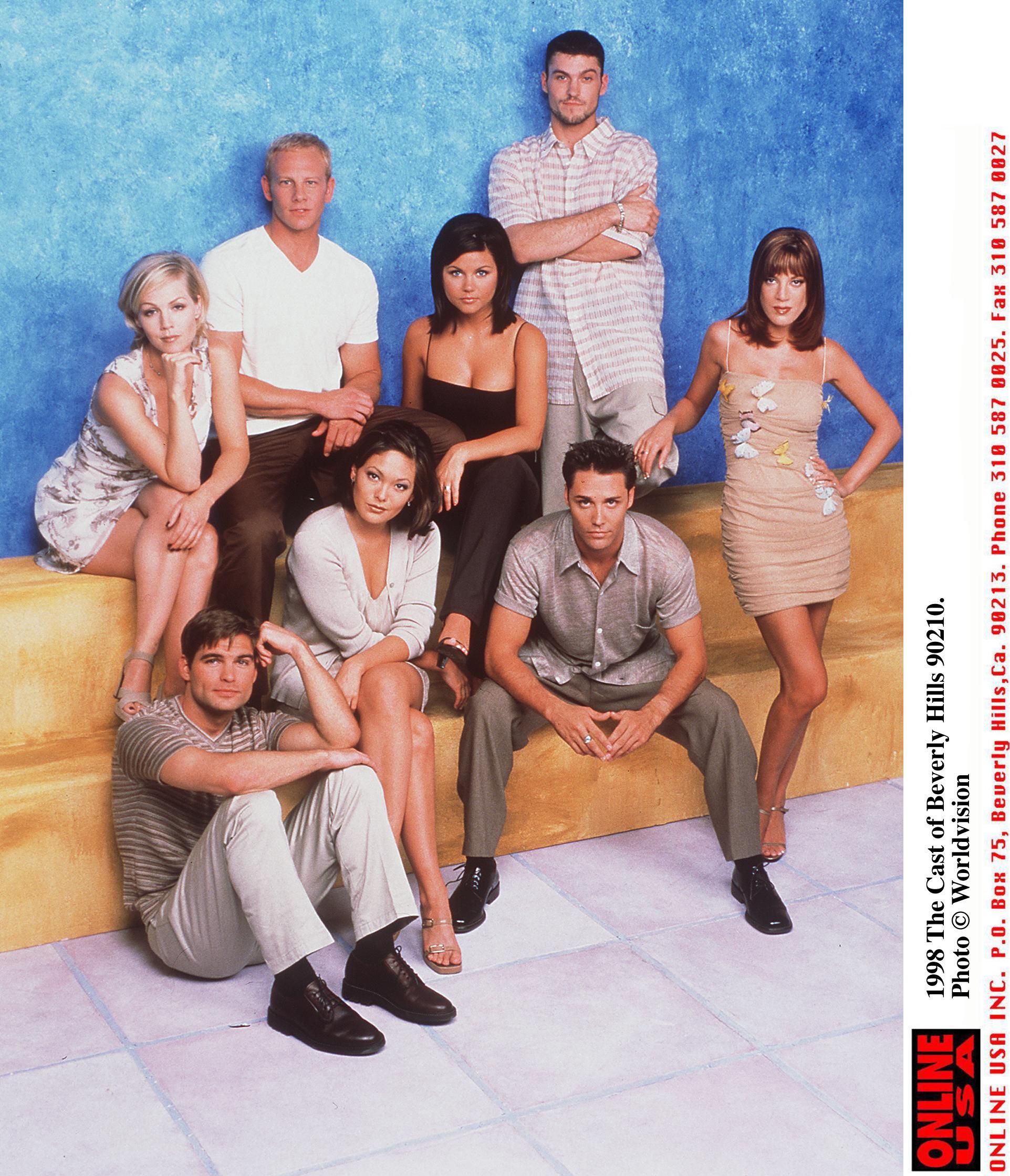 Elenco de Beverly Hills, 90210