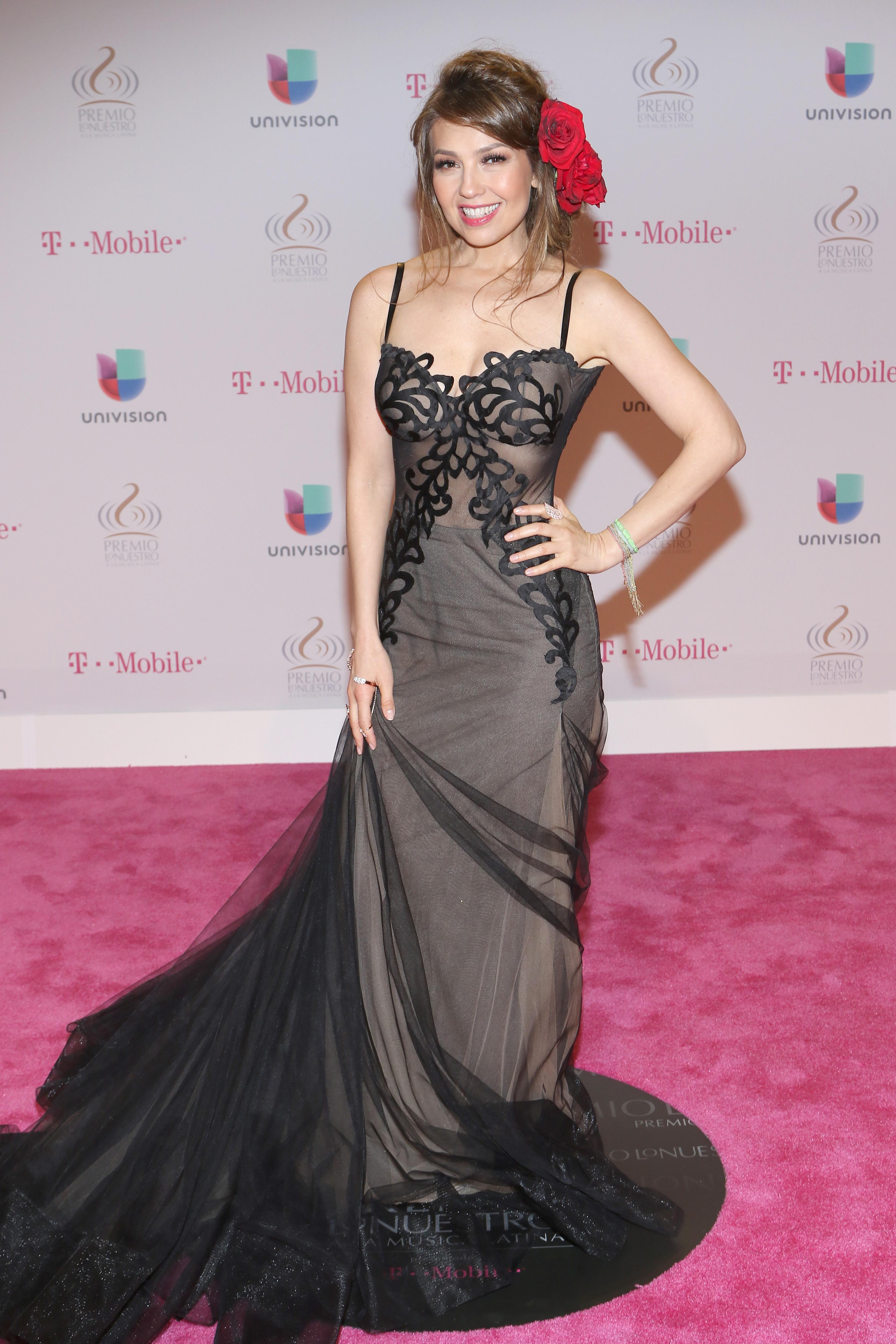Thalía, Premios Lo Nuestro