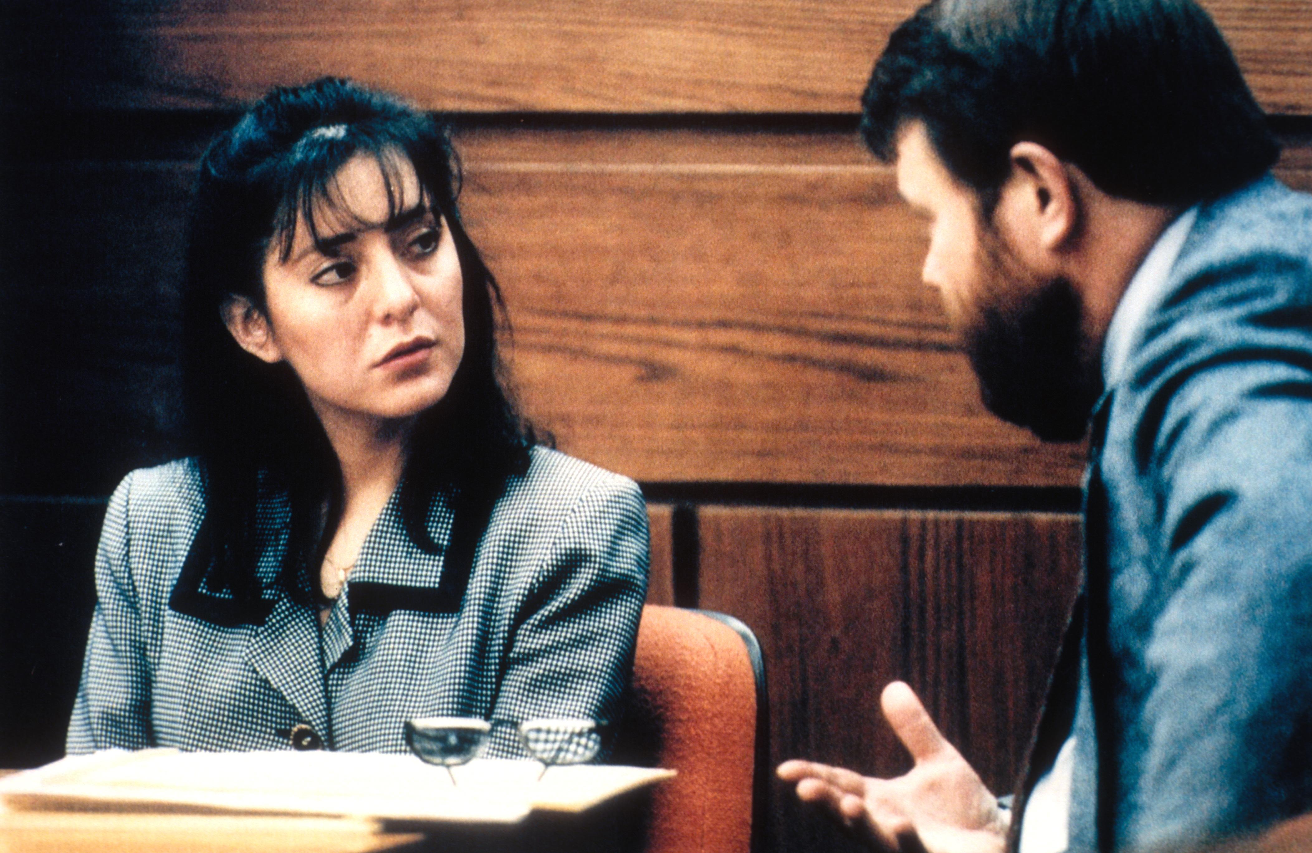 Lorena Bobbitt on Trial in Virginia