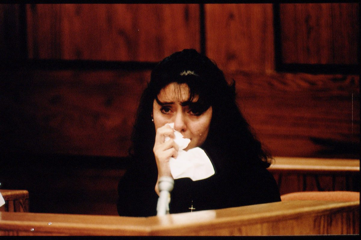 THE FIFTH DAY OF LORENA BOBBITT'S TRIAL
